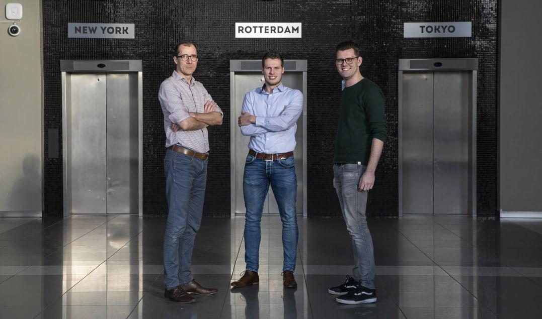 Reportage / Woonstad Rotterdam / Digitaal Vastgoedbeheer / Foto: Marieke Wijntjes / 2020