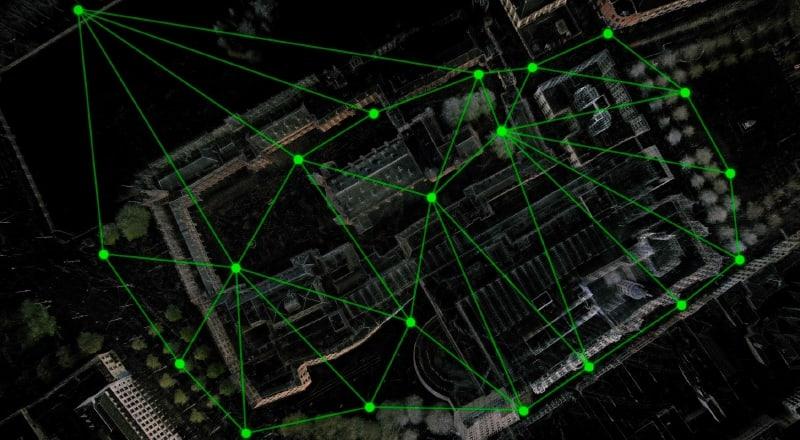 Referentiepunten netwerk / Binnenhof / 2017