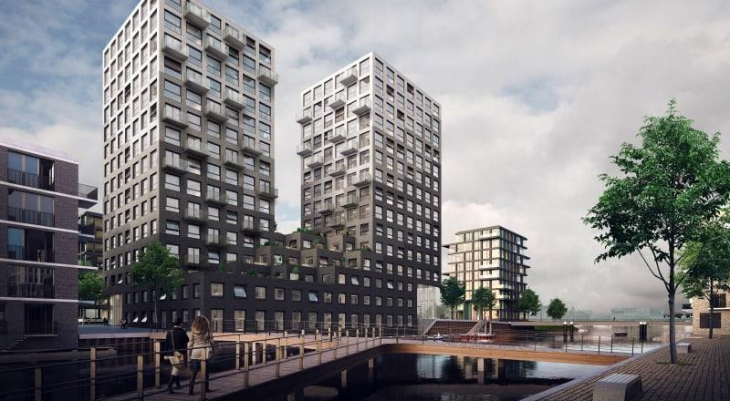 City Icoon / Amsterdam / Beeld: studioninedots.nl / 2020