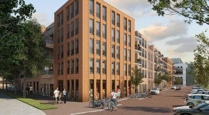 Plaza West / Haarlem / Impressie / 2019-2020