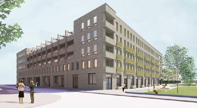 Houthavens amsterdam M3 H Architecten1