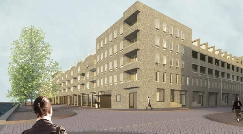 Houthavens amsterdam M3 H Architecten3