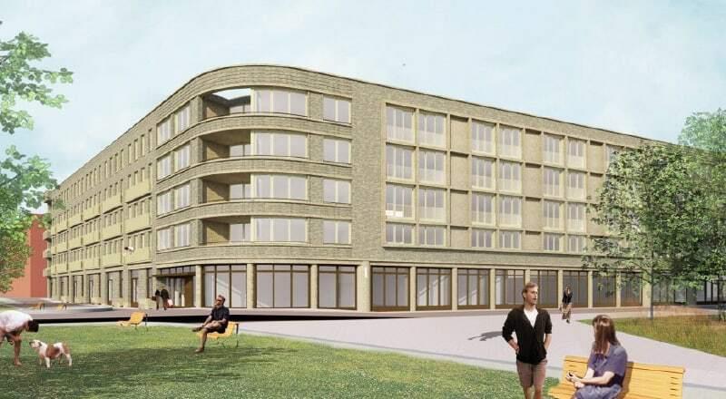 Houthavens amsterdam M3 H Architecten5